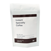Instant Specialty - 40g Pouch - Blend Two - Front - On Transparent - 800